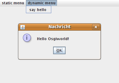 helloOSGiWorld