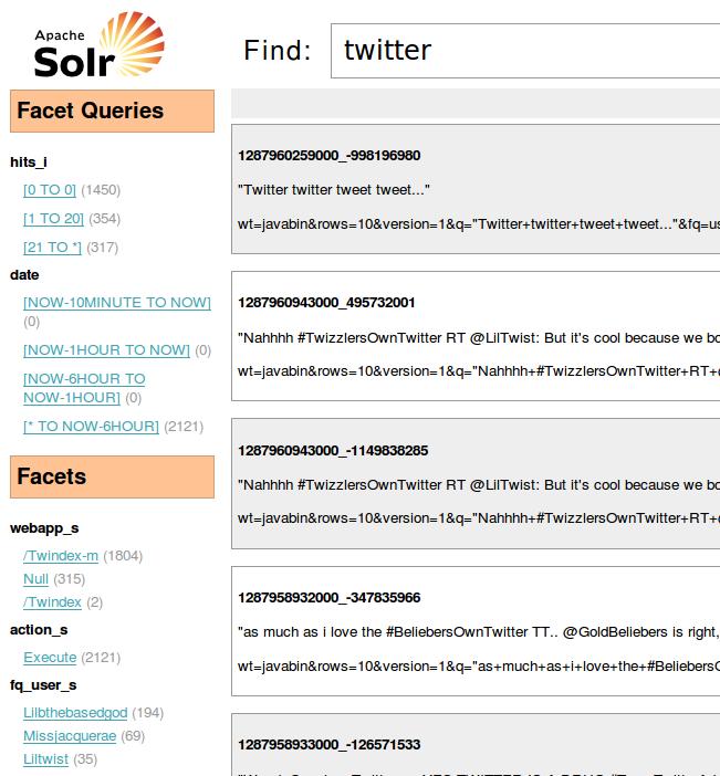 Apache Solr Get Started Get Excited Dzone Big Data